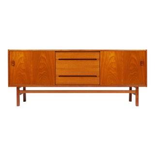 """Vintage Danish Modern """"Arild"""" by Nils Jonsson for Troeds Teak Sideboard, Credenza For Sale"""