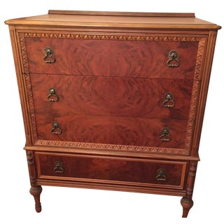Berkey & Gay Tall Boy Dresser