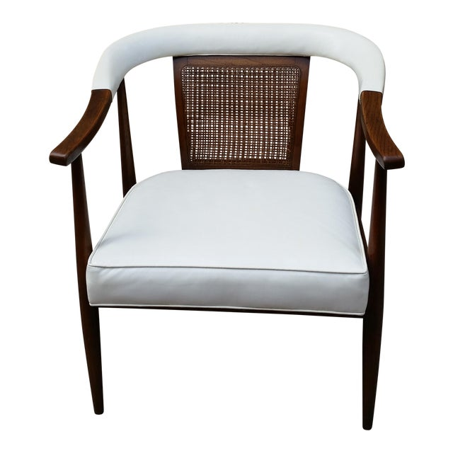 American of Martinsville Mid-Century Ming Arm Chair For Sale