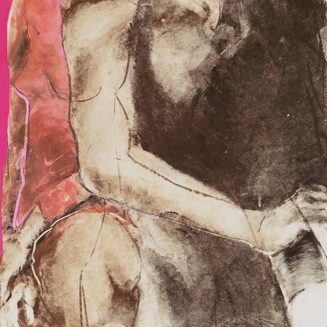 Etching Edinah Lincoln-Jewett Mythic Figural For Sale - Image 7 of 9