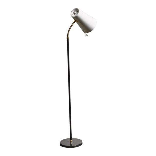 Yki Nummi Floor Lamp for Orno, Finland For Sale