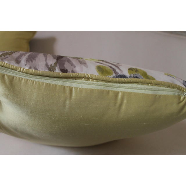 Metal Designers Guild Rosmond Pattered Pillows - a Pair For Sale - Image 7 of 8