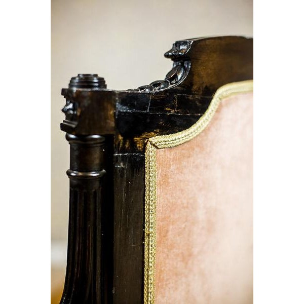 Antique Sofa from the Mid. 19th c. For Sale - Image 6 of 13