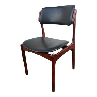 Erik Buch Rosewood Dining Chair