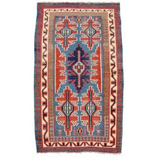Kuba Caucasian Kilim For Sale
