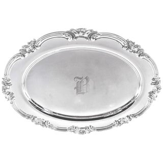 Platter by Brown & Ward For Sale