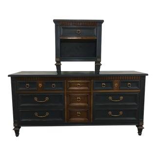 Thomasville Dresser and Nightstand Set