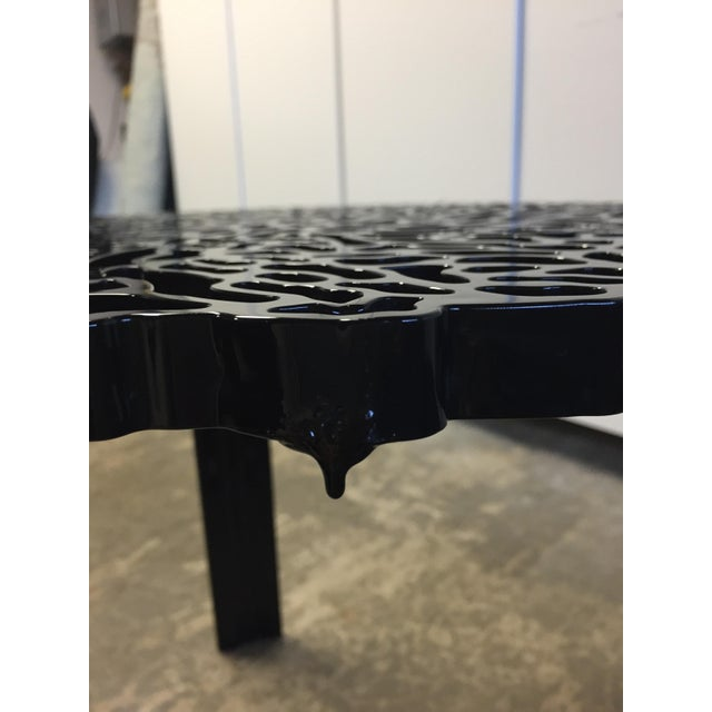 "Kartell ""T-Table"" Nesting Tables - A Pair - Image 9 of 10"