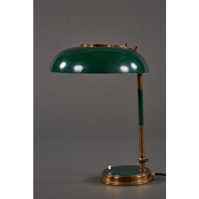 Lumi Stunning Oscar Torlasco Table Lamp for Lumi For Sale - Image 4 of 11