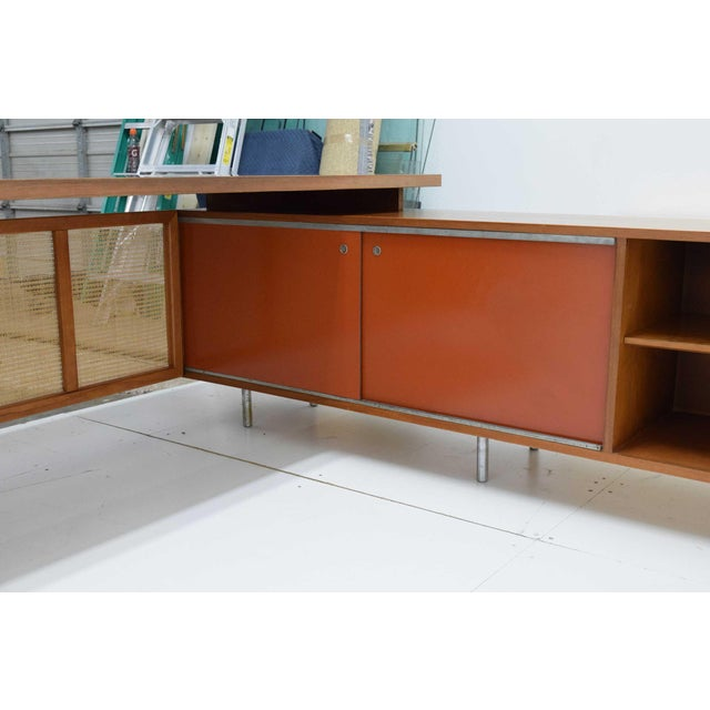 1952 George Nelson for Herman Miller Executive Desk For Sale - Image 12 of 13