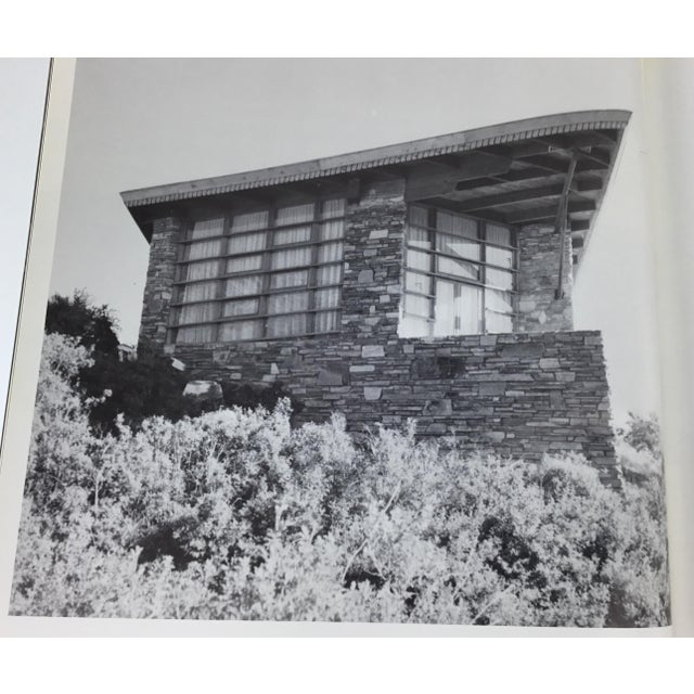 Frank Lloyd Wright Frank Lloyd Wright Rare Teater's Knoll Book by Henry Whiting For Sale - Image 4 of 13
