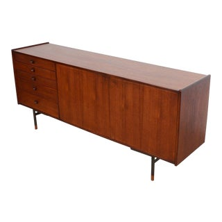 Ulferts Tibro Danish Modern Teak Credenza For Sale