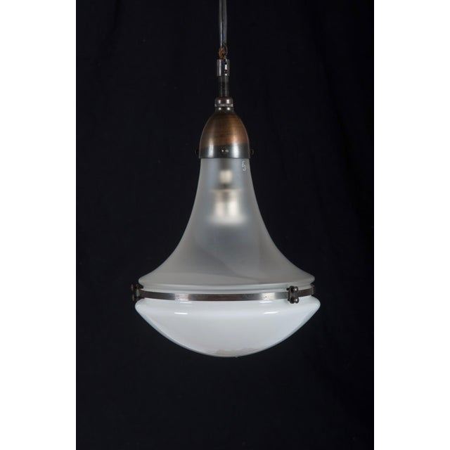Luzette Pendant by Peter Behrens for Siemens For Sale - Image 9 of 9
