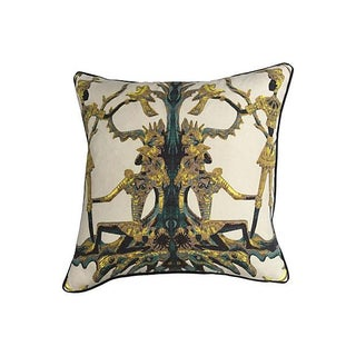 Jim Thompson Duequetterie Pillow For Sale