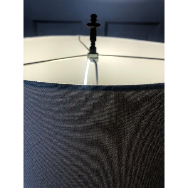 Industrial Surveyors Floor Lamp For Sale - Image 10 of 13