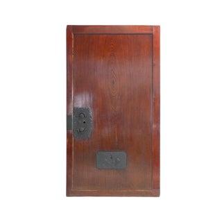 Wooden Sri Lankan Door