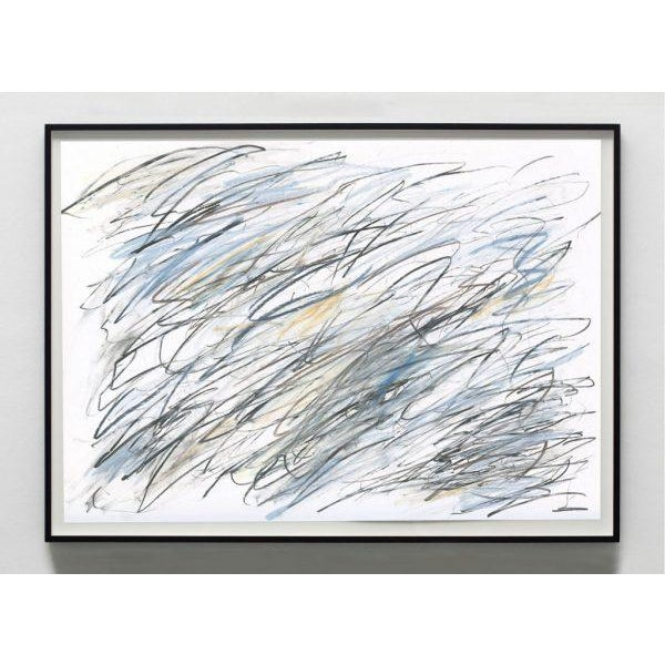 The Love Streams collection is a series of drawings in colored paint stick, graphite, and charcoal printed on Archival...