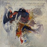 Image of Mid-Century Abstract Painting For Sale