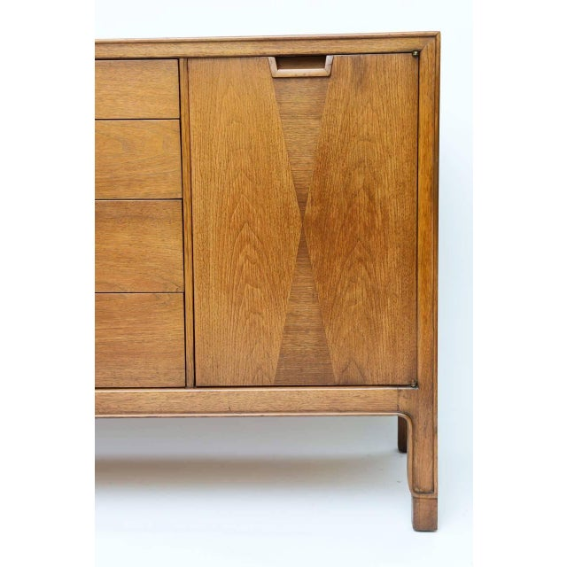 Vintage Mid-Century Dresser or Sideboard by John Stuart For Sale In Dallas - Image 6 of 10