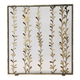 Claire Crowe Collection Penelope Fireplace Screen