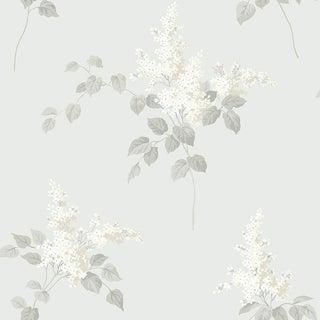Lilacs Wallpaper by Borastapeter Wallpaper -Sample For Sale