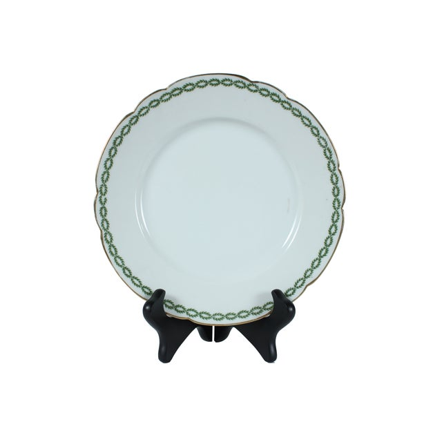 1920's French Limoges Cake Stand - Image 2 of 5