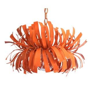 1960s Modern Sauze-Style Pendant Light For Sale