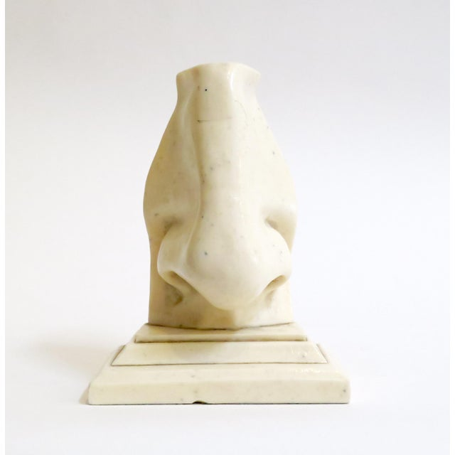 Stone Nose Sculpture - Image 2 of 6