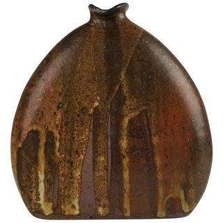 Mid-Century Andrew Bergloff Stoneware Vase