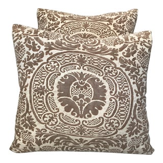 Fortuny Down Pillows - A Pair