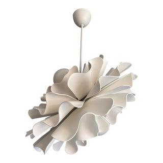 """Custom """"Flower"""" Chandelier For Sale"""