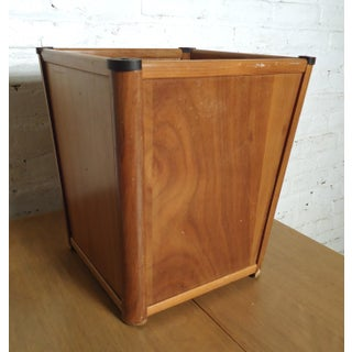 Mid Century Modern Style Waste Basket Preview