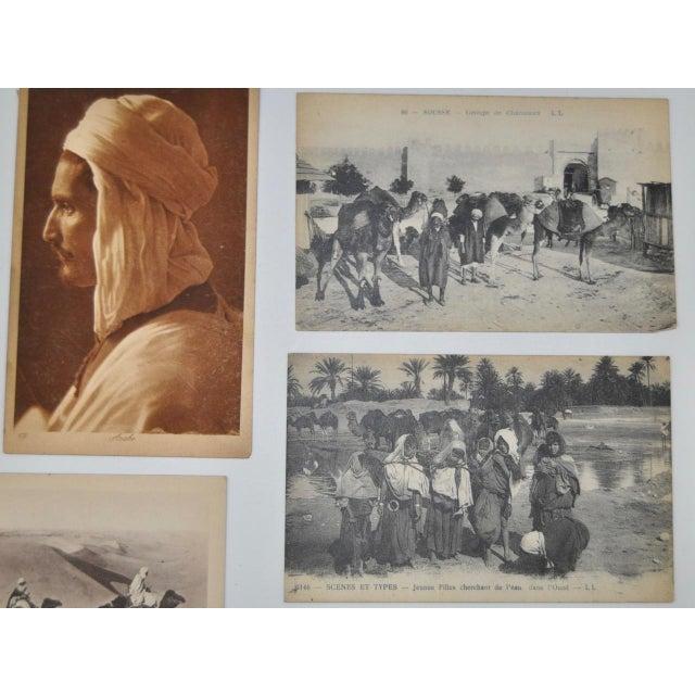 Circa 1910 Lehnert & Landrock North Africa Photo Postcards - Set of 10 For Sale - Image 5 of 7