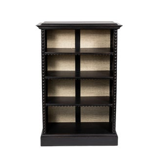 Antique American Oak Bookcase For Sale