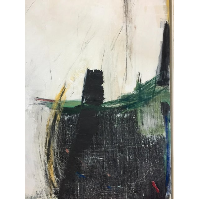 2010s Abstract Expressionism Painting by Kimberly Moore For Sale - Image 5 of 9