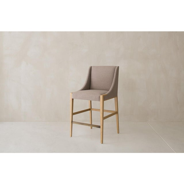 Lisse Counter Stool For Sale - Image 12 of 12