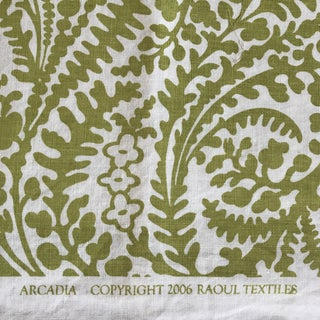 Raoul Textiles Acadia Fabric Remnant For Sale