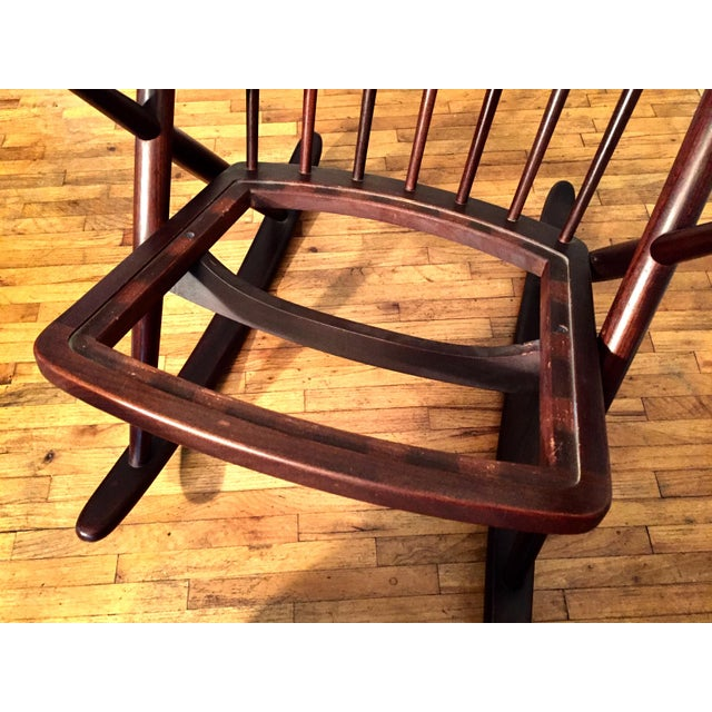 Bramin Mobler Frank Reenskaug Rocking Chair - Image 7 of 11