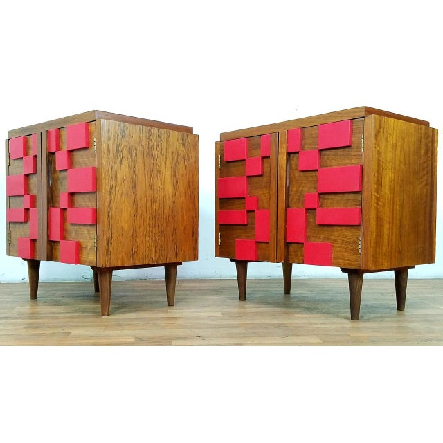1960s Mid Century Modern Lane End Tables - a Pair For Sale - Image 12 of 13