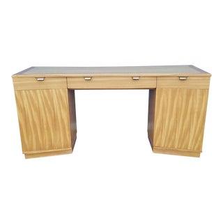 1940s Mid-Century Modern Drexel Precedent Desk