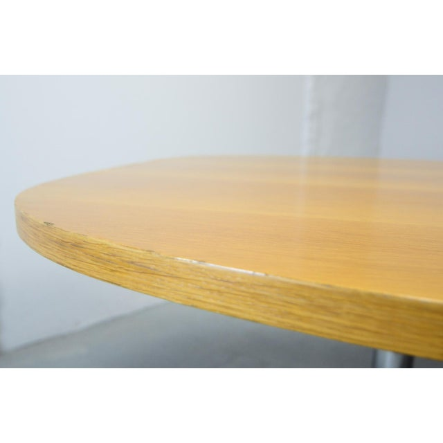 Aluminum Large Mid-Century Design Eames Conference Dining Table for Herman Miller, Usa, 1960s For Sale - Image 7 of 11
