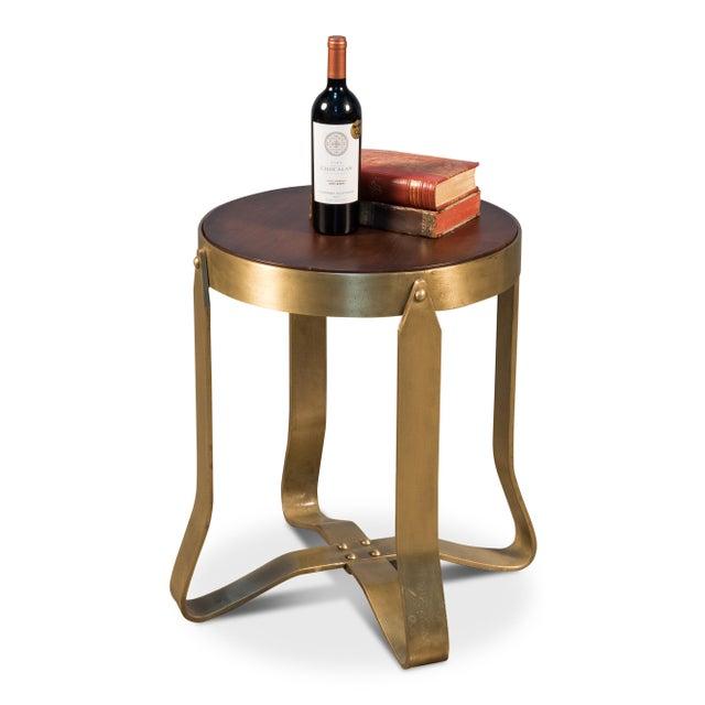 2010s Sarreid Benjamin Table For Sale - Image 5 of 7