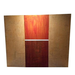 Contemporary Abstract Oil Painting by Bradford Stewart For Sale