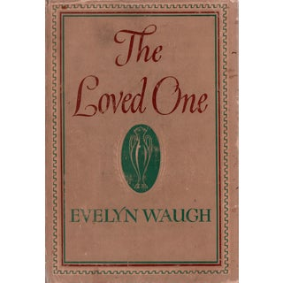 """1948 """"The Loved One"""" Collectible Book For Sale"""