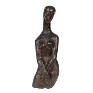 Large Ceramic Female Nude by Austin Productions For Sale