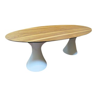 Mid Century Modern Style High Tower Martini Coffee Table For Sale