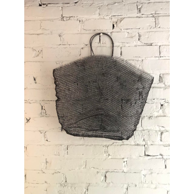 Wire Art Bag For Sale - Image 4 of 10