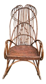 Image of Wood Outdoor Rocking Chairs
