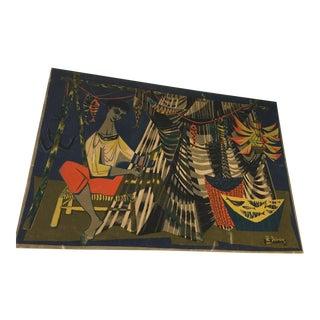 Robert Debieve Tapestry For Sale