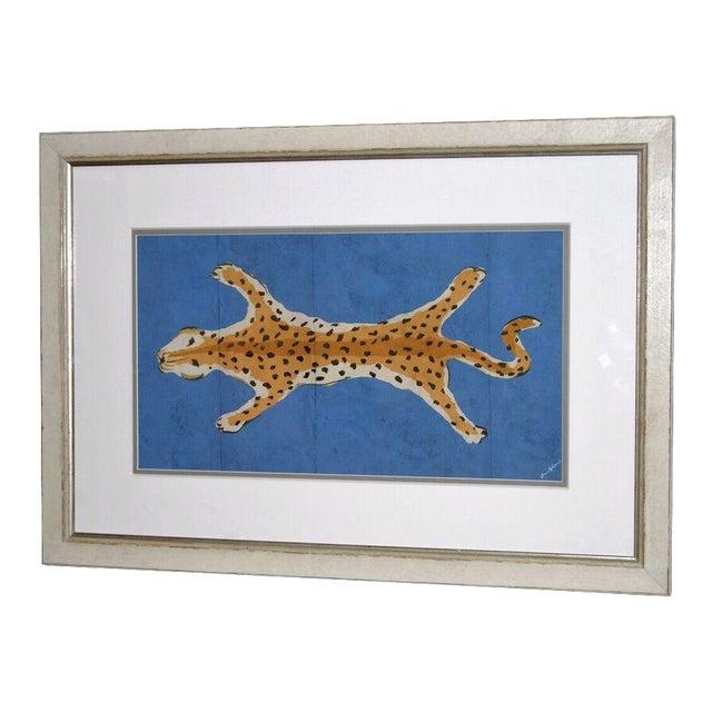 Dana Gibson Leopard Print - Image 1 of 3